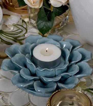 Floret T- lite Blue