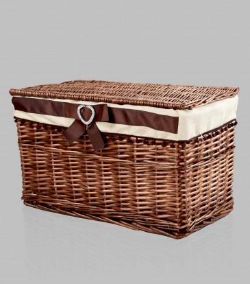 Zen Bamboo Basket Large
