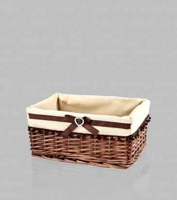 Zen Bamboo Basket Small