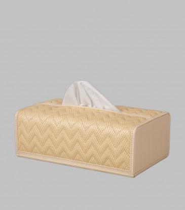 Classic Tissue Box Ivory