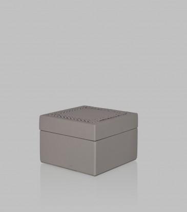 Quinn Storage Box Small - Grey