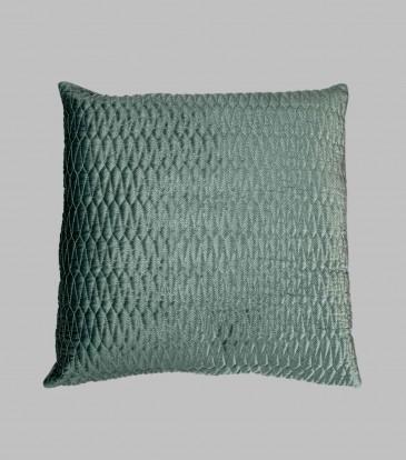 Turkish Velvet Cushion Green