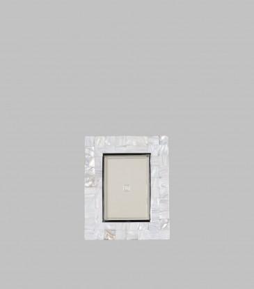 "White Mop Frame 5x7"""