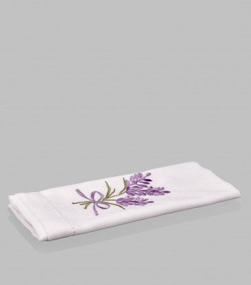 Butterfly Bush Guest Towel