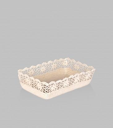 Crochet Basket Large