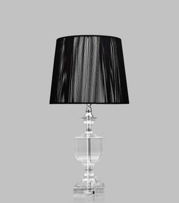 Crystal Small Table Lamp