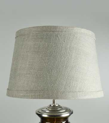 Lampshade for Halston Table Lamp and Beehive lamp clear
