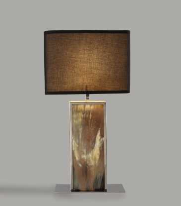 Horn Lamp