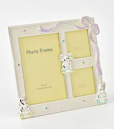 Photo Frame Multicolor