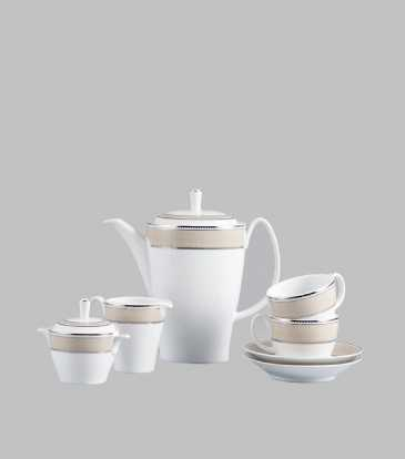 Belleza Tea Set of 17