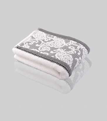 Aerospin Grey Hand Towel