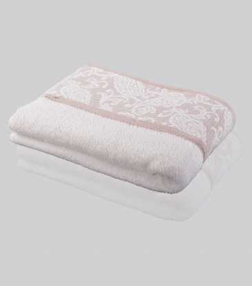 Aerospin Peach Bath Towel