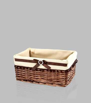 Zen Bamboo Basket Small