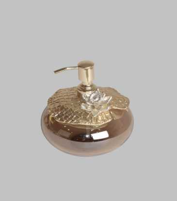 Lotus Soap Dispenser