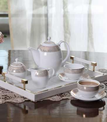 Maddisson Tea set of 17