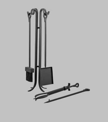 Embers fire tools