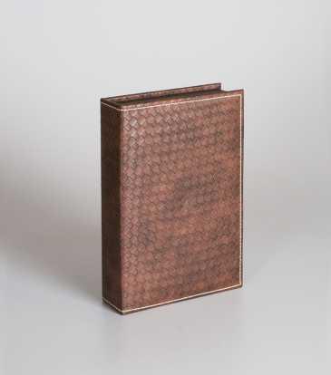Woven Book Cover