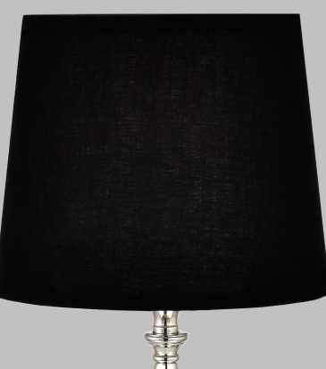 Shade For Hayden Table Lamp - Black