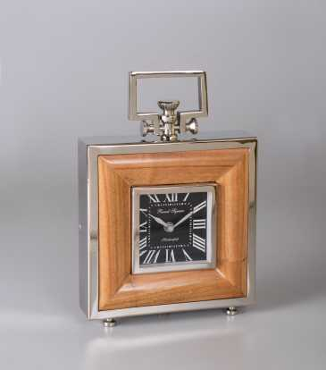 Sovereign Square Table Clock