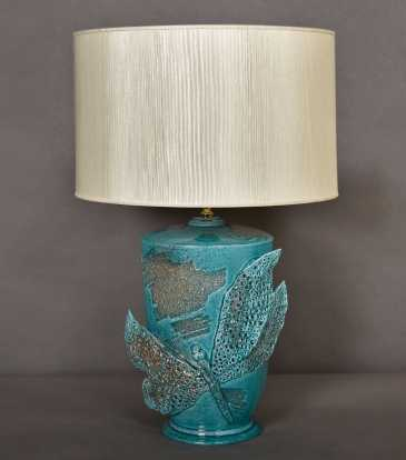 Dragonfly Lamp with Shade