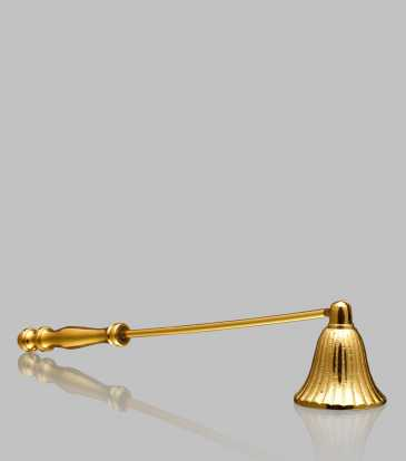 Candle Snuffer-Gold