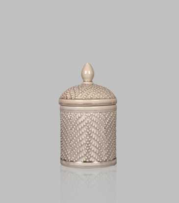 Iris Jar Small