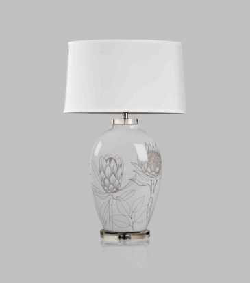 Carlo Lamp w/shade