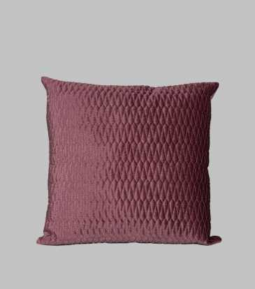 Turkish Velvet Cushion Lilac