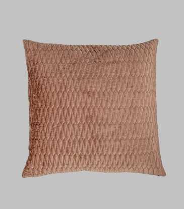 Turkish Velvet Cushion Blush