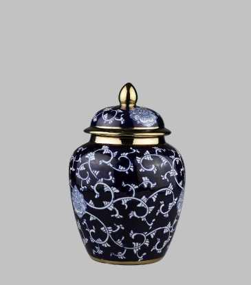 Secret Garden Jar