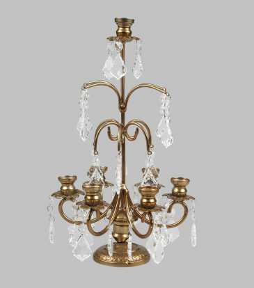 Heritage candelabra Large