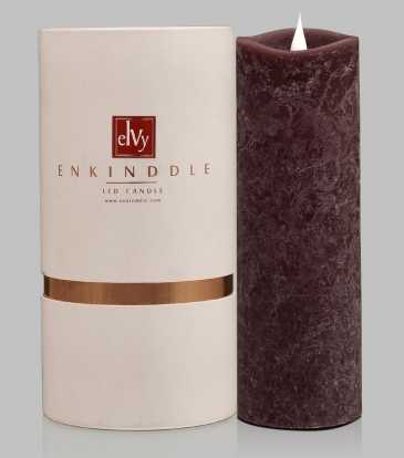 Enkinddle Led Candle Brown