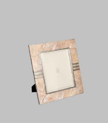 """Rose Quartz Frame 8x10"""""""