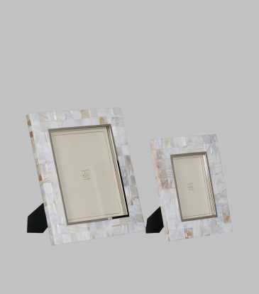 "White Mop Frame 8x10"""