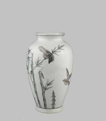 Equatorial Vase
