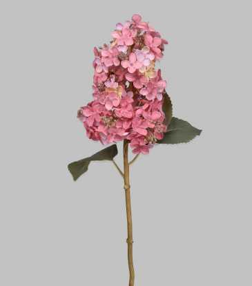 "Hydrangea Cone Pink 20.5"""