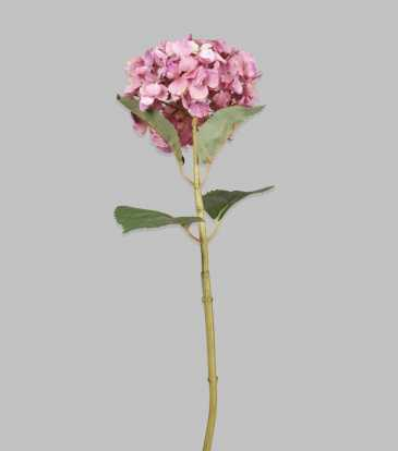 "Hydrangea Pink 31.5"""