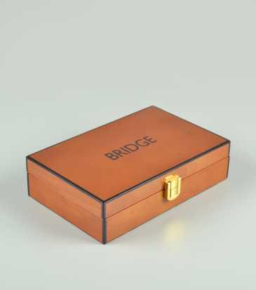 Bridge Card Box