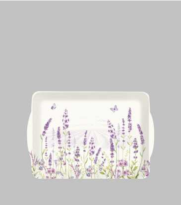Lavender Field Tray Small