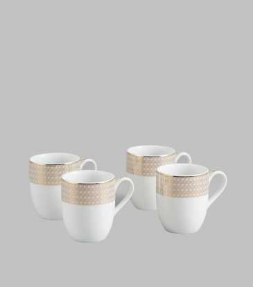Maddisson Coffee Mugs Set of 4