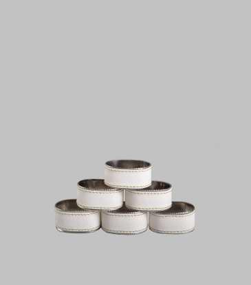 Quinn Napkin Ring Set of 6