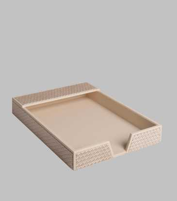 Woven Paper Tray