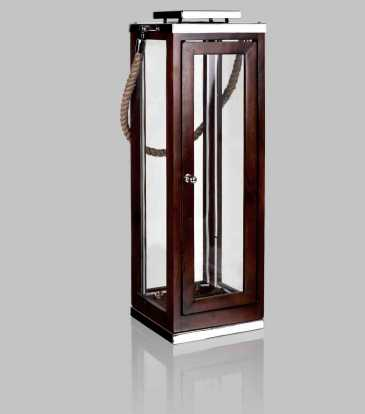 Walnut Lantern large