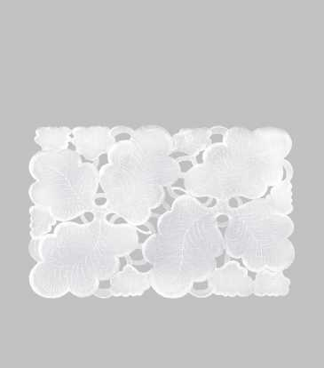 Organza Placemat White