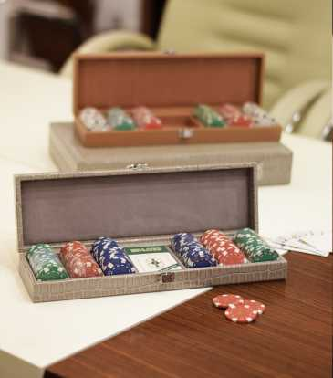Poker Set Rectangular