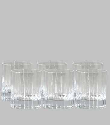 Intenso Whisky Glass Set of 6