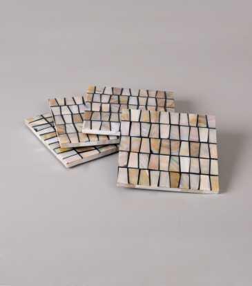 Sheen Coasters S/4