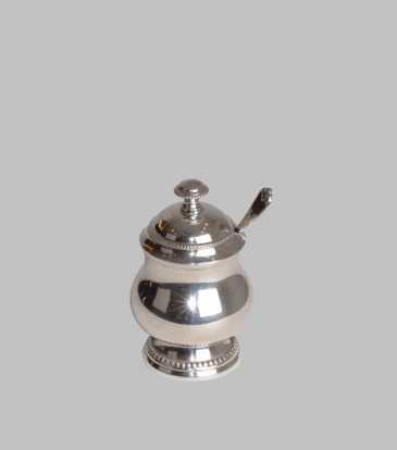 Elizabethan Sugar Pot W/Spoon