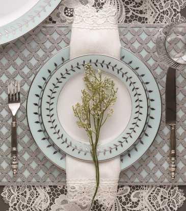 Rosemary Add on Dinner Set 18 pcs