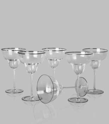 Imperial Margrita Glasses Set of 6
